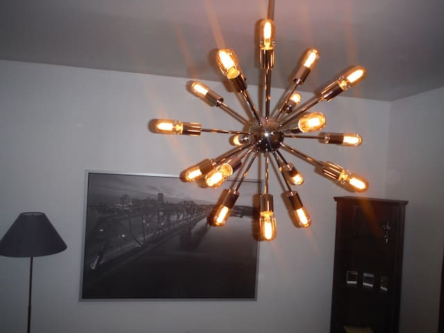 Mod eclectic ceiling light