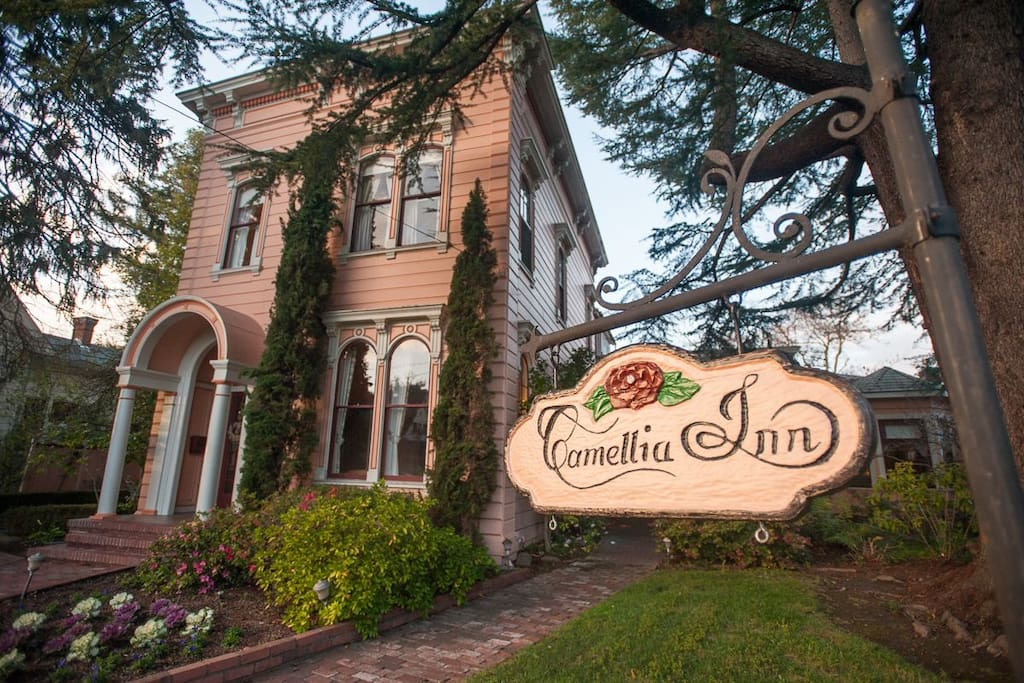 Welcome to the Camellia Inn!