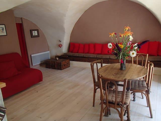 Gîte pour amoureux de la nature au coeur des Alpes - Chorges - Apartment
