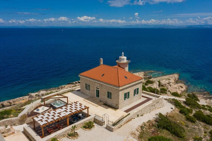 Villa Lighthouse Vis