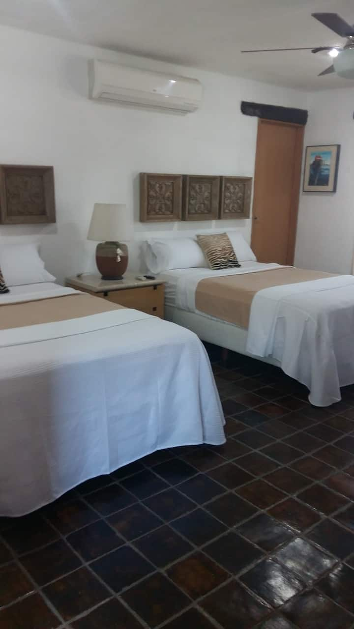 Fully equipped apartment in downtown Cancun