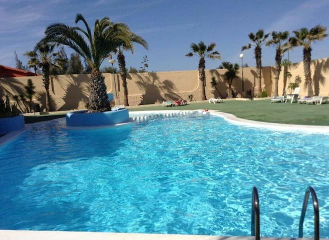 OFFER LAST TIME: 5 MIN TO BEACH OF CORRALEJO-WIFI - Parque Holandés - Wohnung