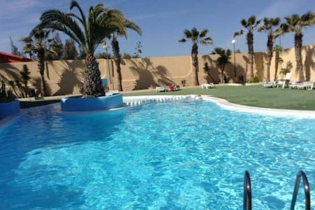OFFER LAST TIME: 5 MIN TO BEACH OF CORRALEJO-WIFI - Parque Holandés - Flat