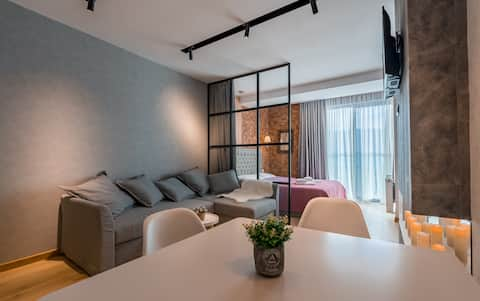 New Gudauri,  Red-Co apartment, Loft 2.
