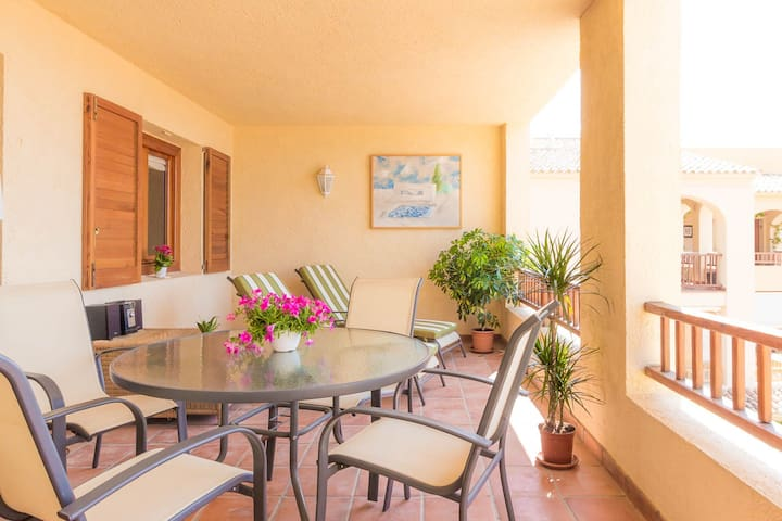 SALTEA - Beautiful apartment. Great terrace. WIFI.