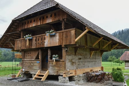 wielandleben BnB Spycher - Bed & Breakfast