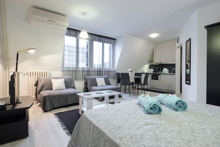 Audrey - new, center, clean, sunny, quiet - Belgrad
