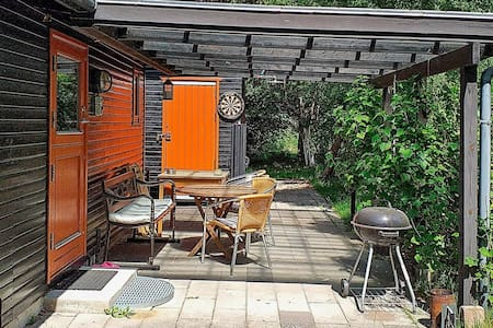 Exotic Holiday Home in Højby with Terrace