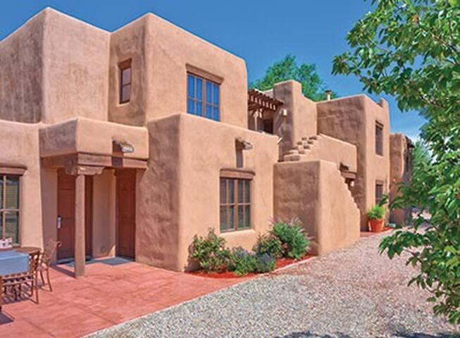 New Mexico-Santa Fe Resort 1 Bdrm Condo