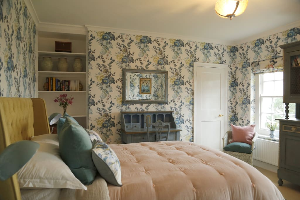 Room Two Greenhill House Views of Lyme Bay
