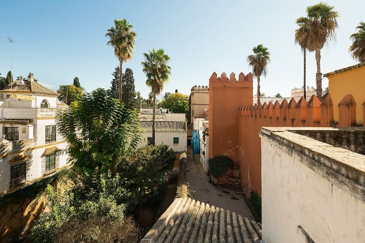 Puerta Judería. 4 bedrooms, 4 bathrooms, terrace - Sevilla - Ev