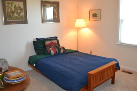 Comfy Guest  Room  in the Country - Cedar Grove - Ev