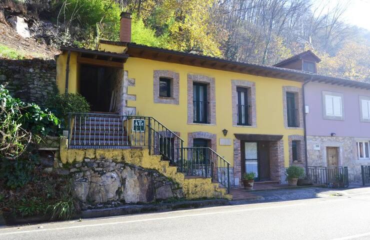 Apartamento rural La Casa del Dobra - 2 personas