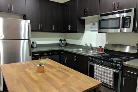 Private Comfortable Apt Close to Cal Poly Pomona - Pomona - Apartment