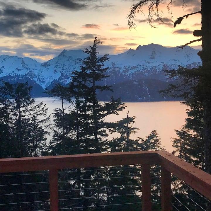 Wolf Ridge Cabin