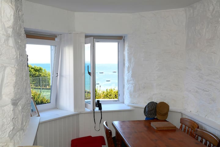Beach View Apartment - Cornwall - Apartment