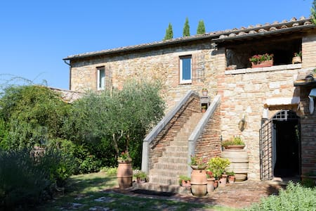 Panoramic Villa in the Tuscany country side - Chianciano Terme