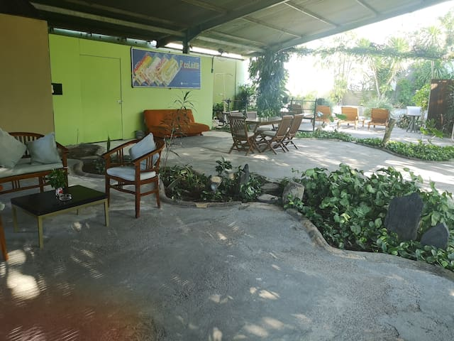 """Oasis in Dili""- serviced residence (2 bedrooms)"