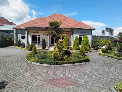 A Peace Of Rwanda - Musanze: Bed & Breakfast