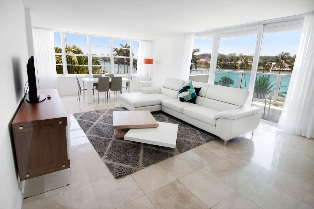 Miami Beach 8 Guests 3 Bedroom Suite 21 Serviced Apartments For Rent In Miami Beach Florida