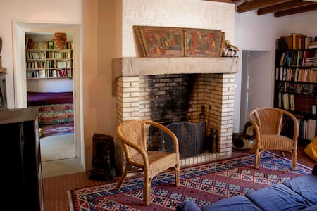 Petite maison dans propriété équestre - Ancinnes - House