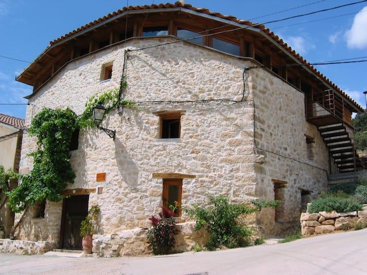 Los Lilos - Casa Rural Sigüenza - Casa Madera