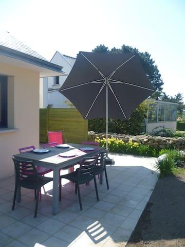 Maison Presqu'Ile de Rhuys - Ile de Tascon - Saint-Armel - Casa