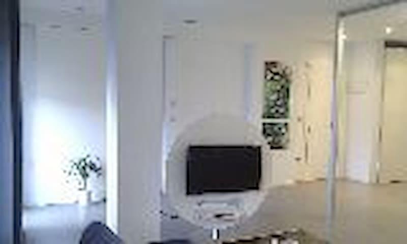 Habitación en apartamento de diseño - Mutriku - อพาร์ทเมนท์
