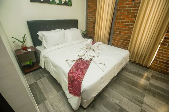 Airbnb Monthly Room 2 Near Ricefield & Village