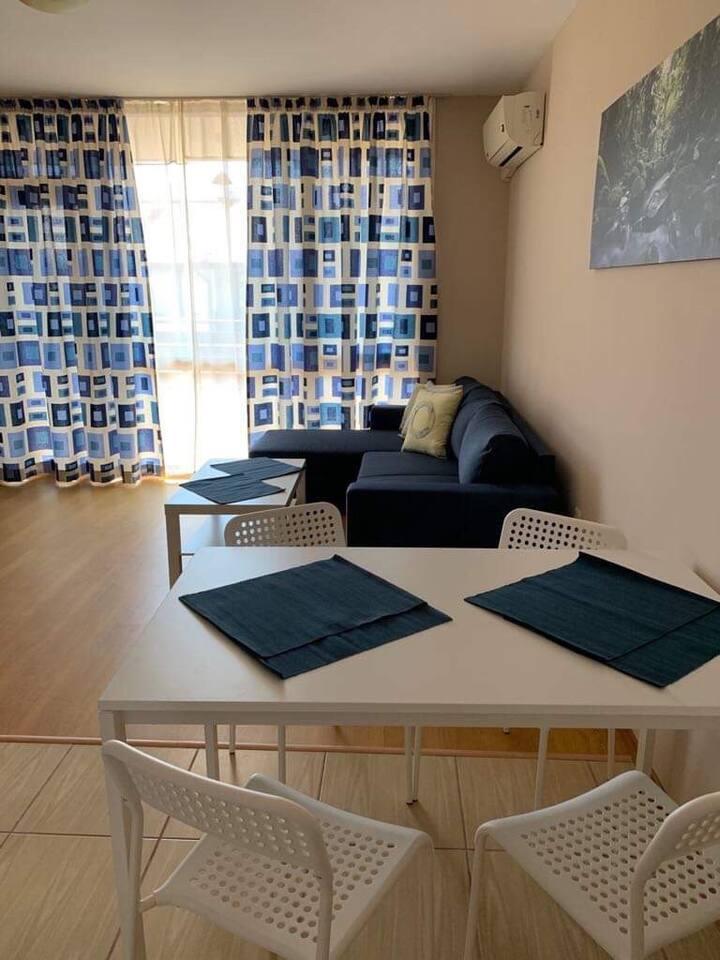 Marine apartment close to Ravda and Nessebar