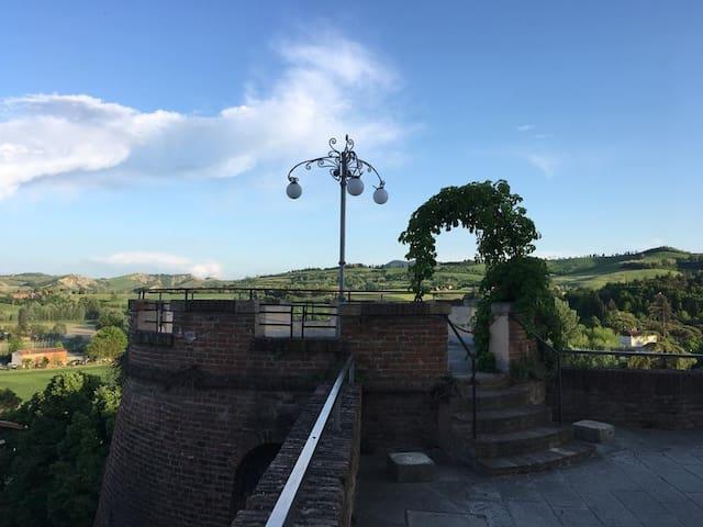 Appartamento centro storico Riolo Terme