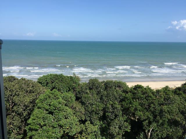 Sutra Damai Guesthouse ( beach front)