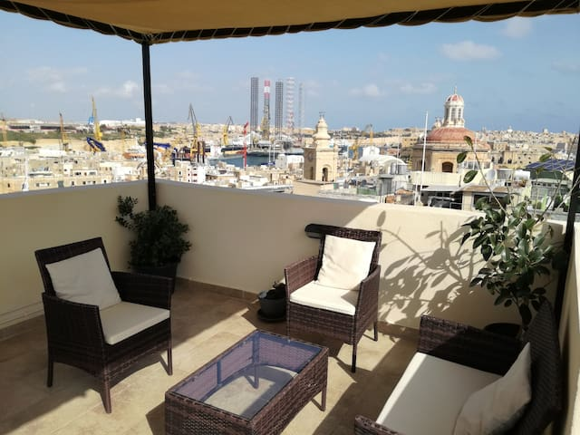 Cospicua Suite - Apartment Cospicua-Three Cities