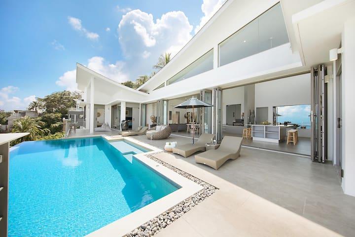 Luxury Villa Athena - Chef service