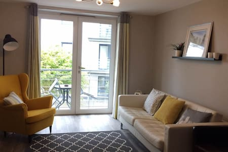 Stylish, 2 bed apartment in the heart of Belfast - 贝尔法斯特 - 公寓