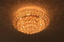 La lampada della sala