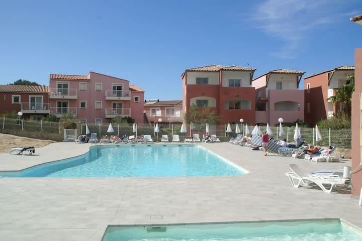 Quiet Apartment in Aregno by the Sea