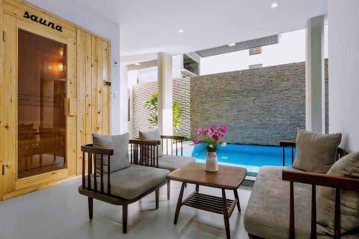 3 bedrooms penthouse - Vivian Villa & Apartment