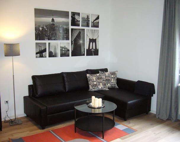 Komfortables Apartment  in Nähe von SAP-Arena - Mannheim
