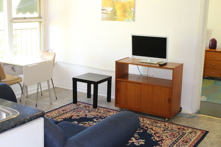 City apartment with free wifi - Adelaide - Pis