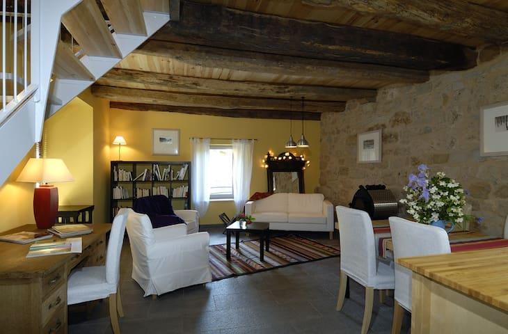 Gite de la Cascade - Salles-la-Source - House