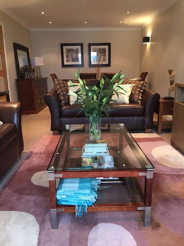 Luxury sea-view apartment - Ayr - Apartament