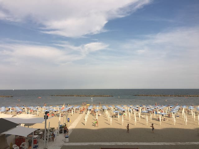 SEA VIEW APARTMENT Lido degli Scacchi (FE) - Lido degli Scacchi - Apartamento