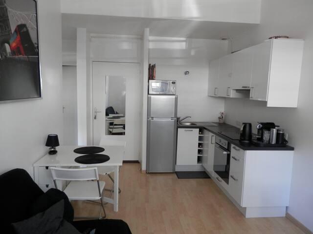 Appartement t2 busca jardin des plantes appartements - Appartement jardin des plantes toulouse ...