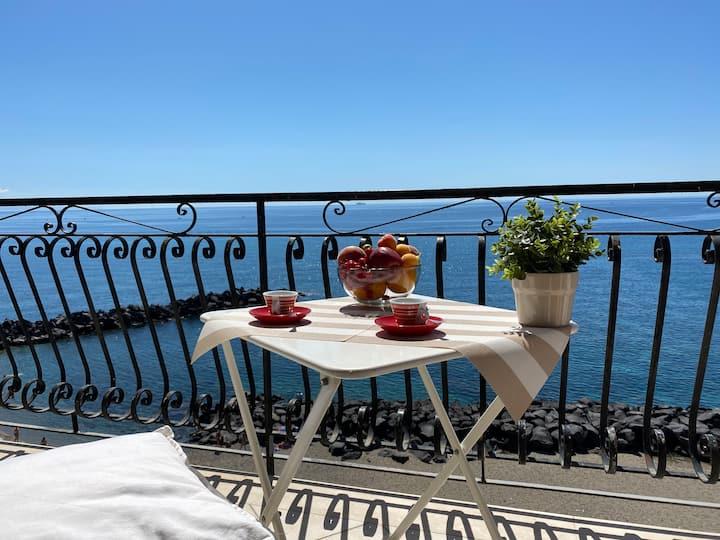 Melo Sea House Giardini Naxos Taormina