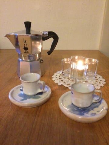 Nyt en kopp kaffe