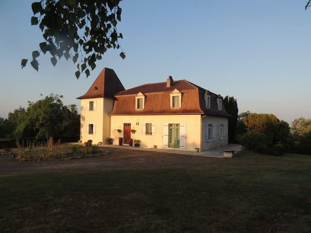 Maison Jacinthe - Montagrier - Villa