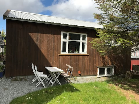 Cosy cottage in downtown Tórshavn