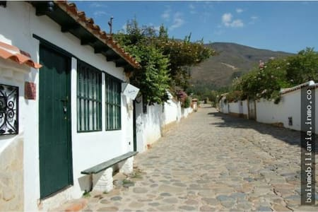 Apartamento con excelente ubicación - Villa de Leyva