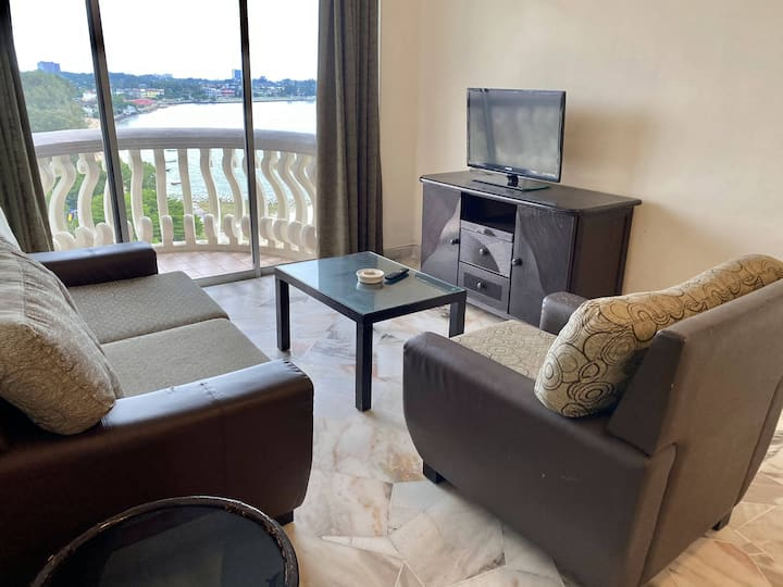 2 Bedroom Port Dickson Seaview